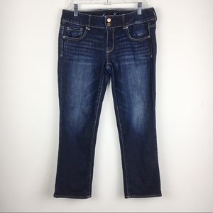 American Eagle Artist Stretch Jeans Size 10